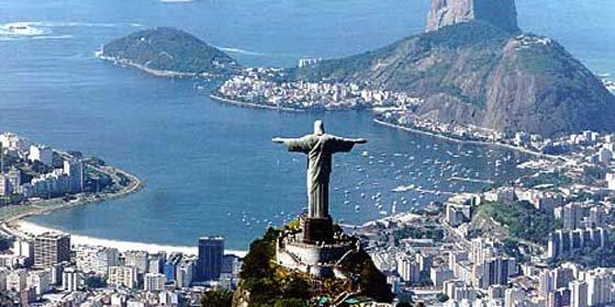 Brasil espera unos 600 mil turistas para la Copa del Mundo de Fútbol 2014