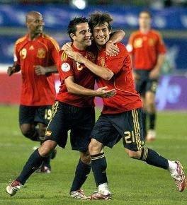 La selección española debuta hoy ante Suiza
