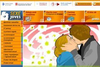 El Arzobispado de Barcelona acusa a la Generalitat de destruir la educación de los jóvenes en su web de sexo