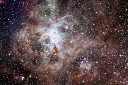 Primera imagen del telescopio robótico