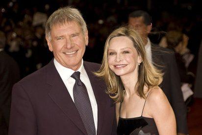 Harrison Ford y Calista Flockhart ya son marido y mujer