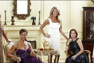 De intrusa a protagonista de 'Real Housewives of D.C'
