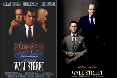 La ex mujer de Michael Douglas exige la mitad de su sueldo por 'Wall Street 2'