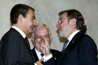 Collejas dominicales y 'prisaicas' para Zapatero