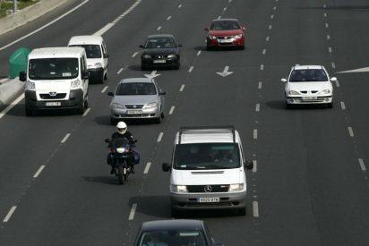 Tranquilidad en las carreteras en la operación salida de julio