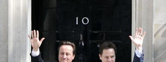 El Gobierno británico estudia nuevos recortes del presupuesto de sus ministerios