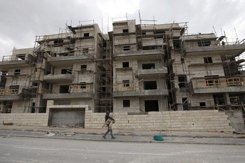 Israel proseguirá las construcciones de los asentamientos en Cisjordania