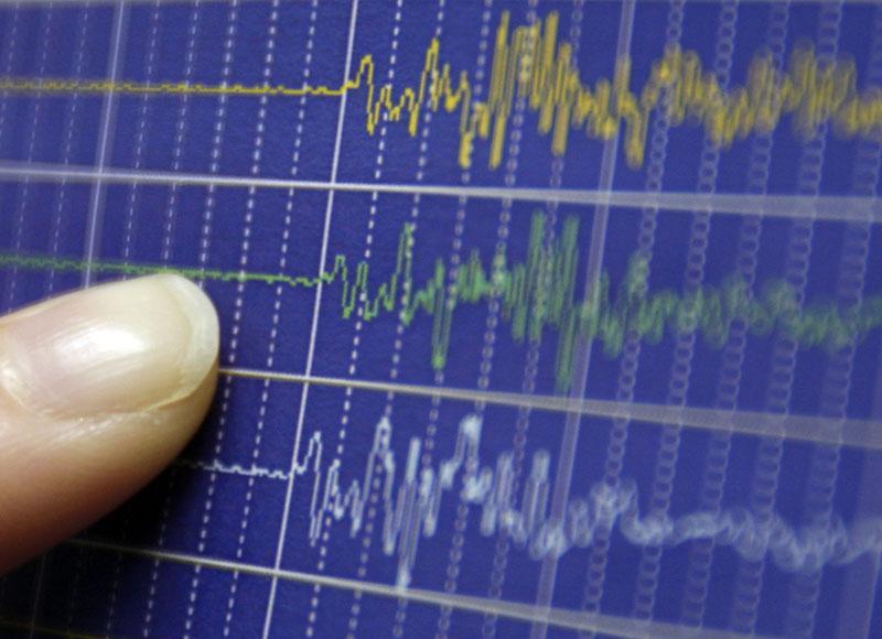 Un terremoto de 5,4 grados sacude California
