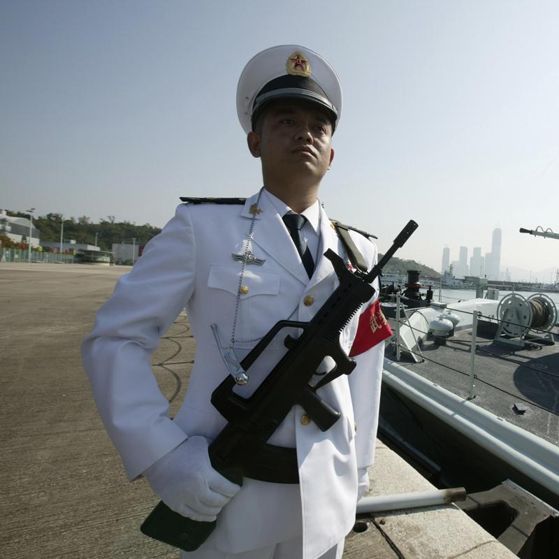 El gasto militar chino para 2010 será un 50% superior a lo presupuestado
