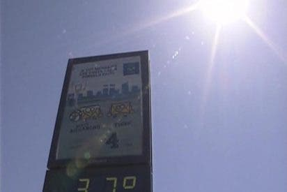 Veinticuatro provincias, en alerta por altas temperaturas o tormentas