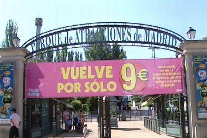 """Usuarios del Parque de Atracciones de Madrid reclaman """"más medidas de seguridad"""" ante lo ocurrido en Tibidabo"""