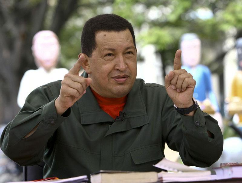 """Chávez denuncia la """"locura que se ha apoderado de la Casa de Nariño"""""""