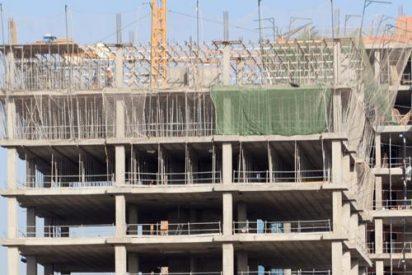 La crisis provoca la desaparición del 23% de las constructoras en los dos últimos años