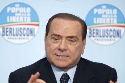 La popularidad de Berlusconi desciende hasta el 39 por ciento