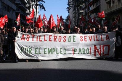La SEPI anuncia una solución para los astilleros de Sevilla el 15 de septiembre