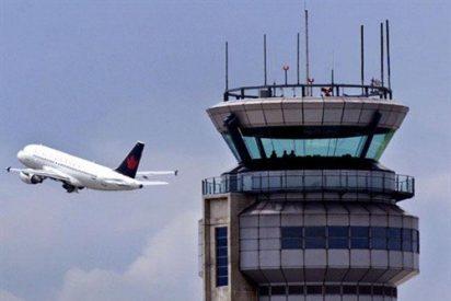 Cancelados el 23% de los vuelos entre España y Francia