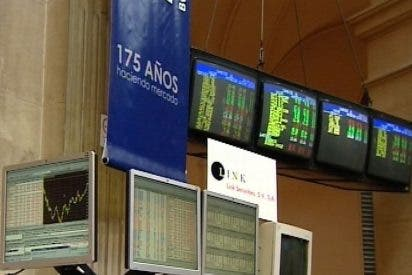 El Ibex 35 cae un 0,5% en la apertura tras las palabras de Bernanke sobre la incertidumbre económica