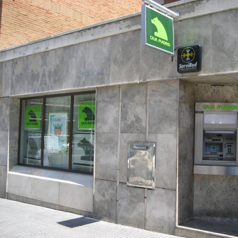 Fitch recorta el 'rating' de Caja Madrid por el deterioro del crédito
