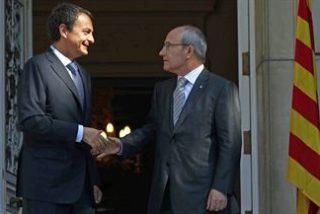 Zapatero viaja mañana a Cataluña con el compromiso de recuperar el Estatut
