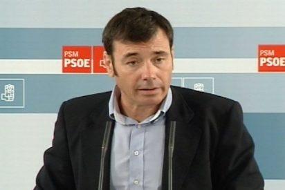 """Tomás Gómez dice que es """"falso"""" que Chaves le haya dicho que se aparte"""