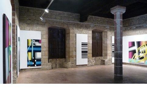 La nueva exposición del pintor zaragozano Enrique Larroy, 'Muestrario', se inaugura este sábado en Puertomingalvo