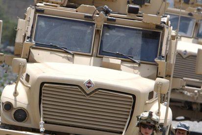 La OTAN confirma la desaparición de dos soldados cerca de Kabul