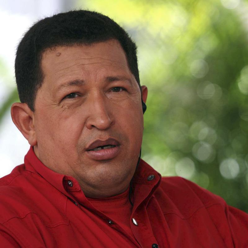 Chávez denuncia ser víctima de una conspiración para derrocarlo