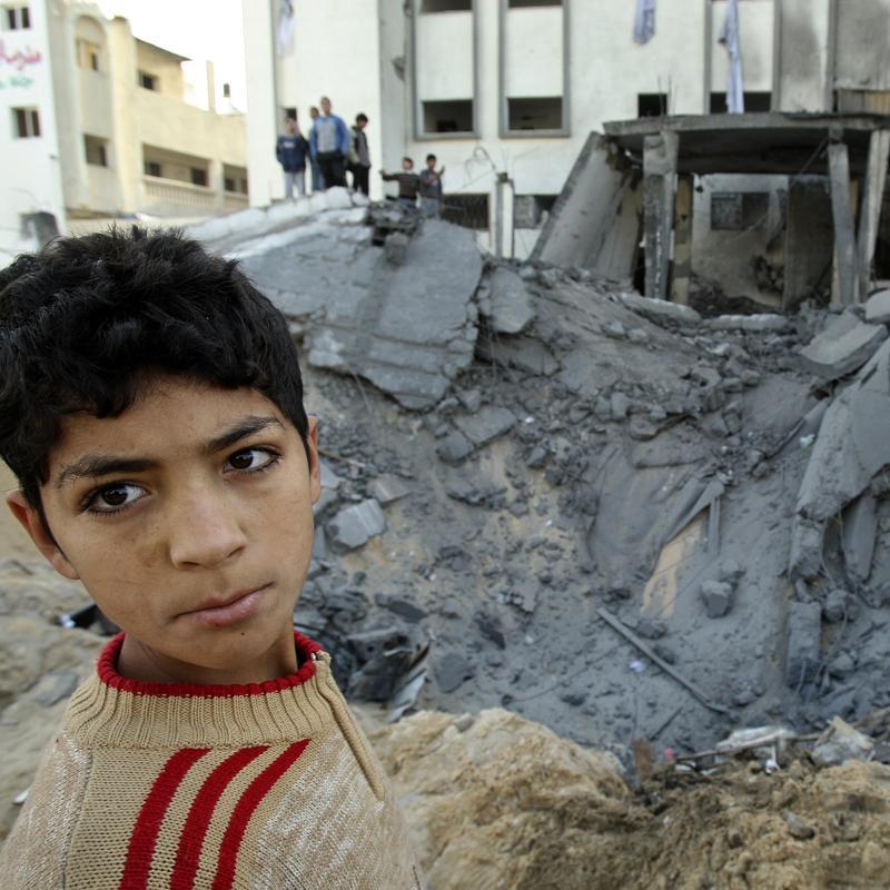 La ONU recomienda que la ayuda a Gaza sea transportada por tierra