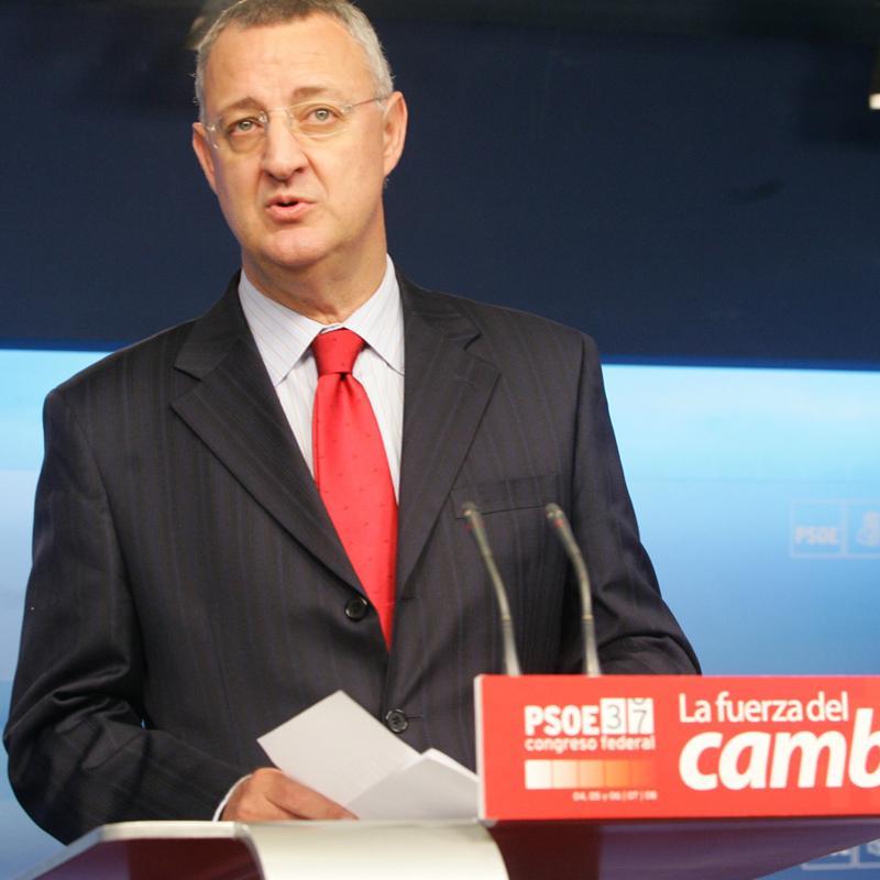 """Caldera aboga por la """"sostenibilidad"""""""