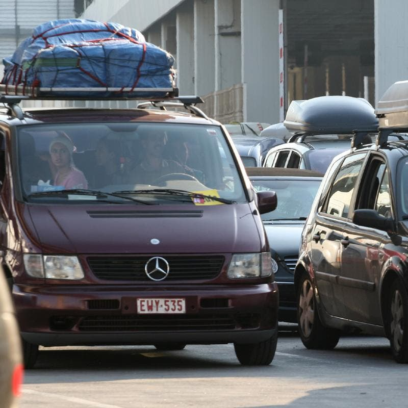Un total de 934.461 personas y 248.618 vehículos cruzan el Estrecho desde el 5 de junio