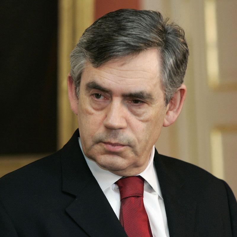 Brown publicará un libro sobre la crisis en el que ofrecerá medidas para afianzar la recuperación fiscal