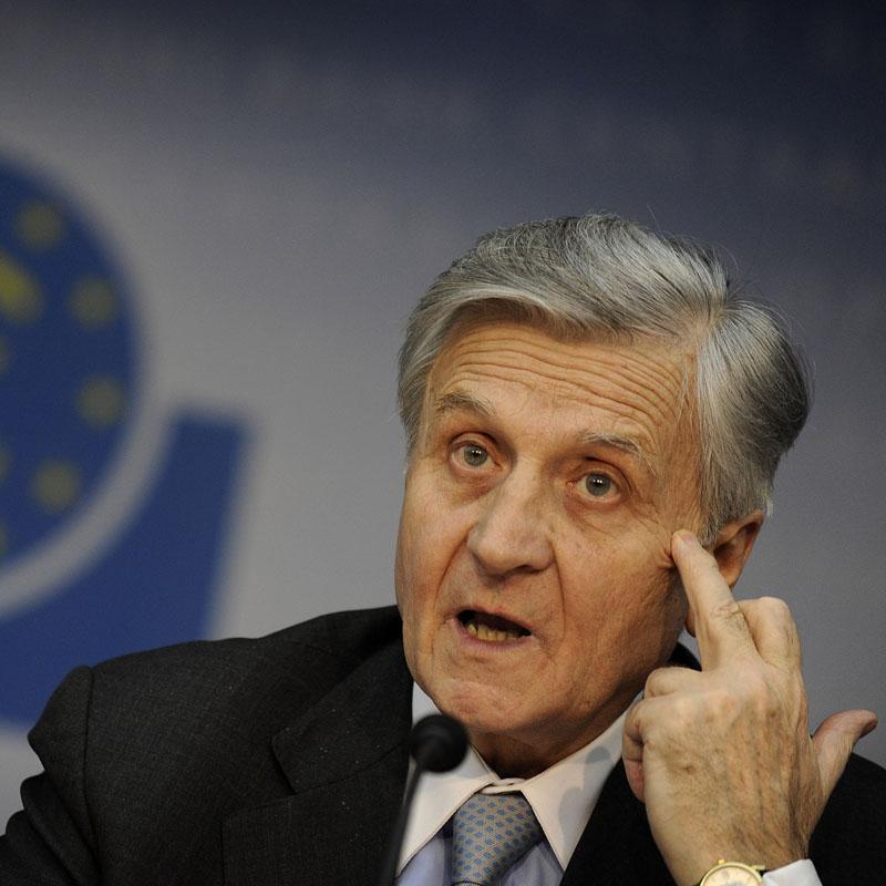 """Trichet: las pruebas de estrés son un """"muy buen"""" ejercicio de transparencia"""