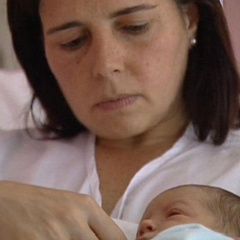 Los bebés prematuros tardíos sufren más enfermedades respiratorias
