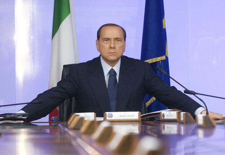 Berlusconi supera una moción de confianza sobre un paquete de medidas de austeridad