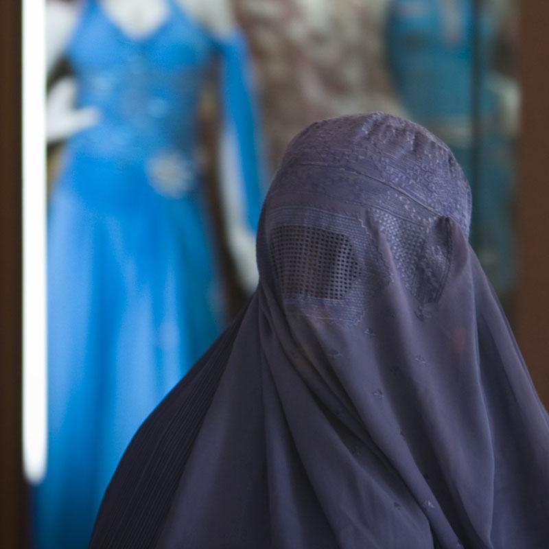 La prohibición del 'burka' volverá al Congreso tras el verano