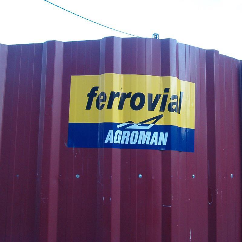 Ferrovial reduce un 41% su pérdida en el primer semestre