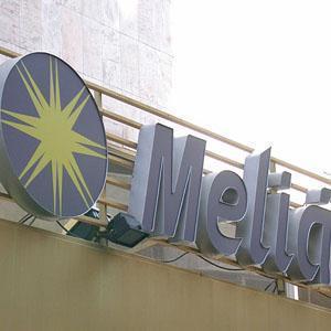 Sol Meliá ganó 13,5 millones en el primer semestre
