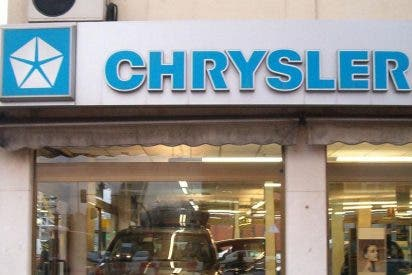 Chrysler prevé duplicar sus ventas en Europa y Latinoamérica hasta alcanzar 200.000 unidades en 2011