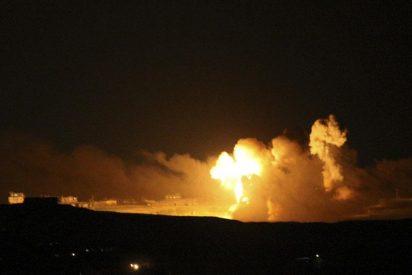 Israel lanza un ataque aéreo sobre Gaza