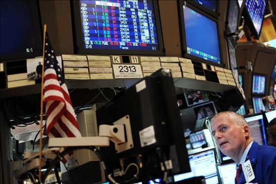 Wall Street pierde más del 10 por ciento en el segundo trimestre