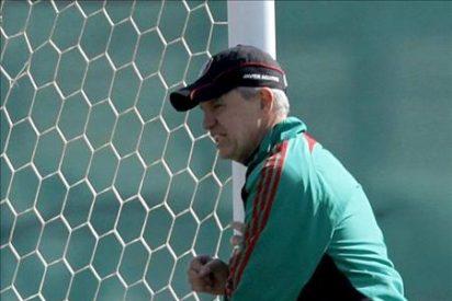 Javier Aguirre renuncia como técnico de la selección mexicana