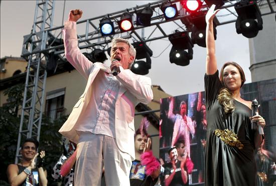 Arranca la Fiesta del Orgullo Gay, que exige igualdad de derechos para transexuales