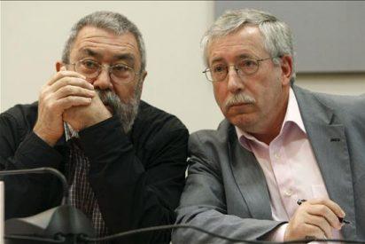 Toxo y Méndez se reúnen hoy con el PP para hablar de la reforma laboral