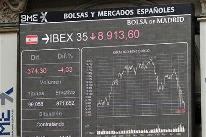 La favorable emisión de deuda española limita la caída de la bolsa al 0,92 por ciento