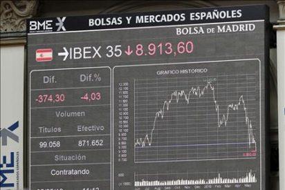 La Bolsa española abre con pérdidas y el Ibex-35 cae un 2,26 por ciento