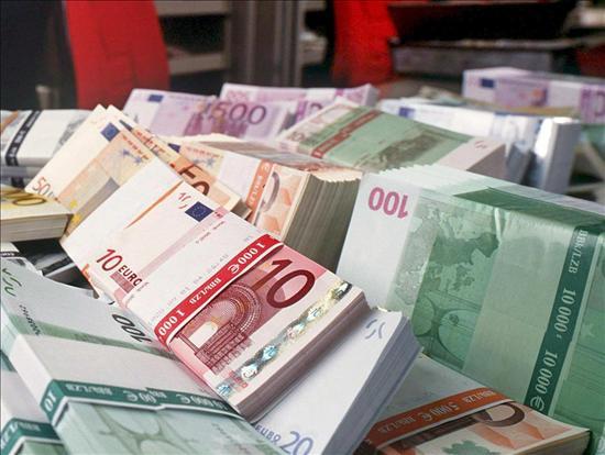 Tesoro coloca 3.500 millones en bonos a 5 años con interés levemente al alza