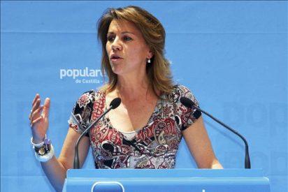 Cospedal califica de antidemocrático y fascista el comportamiento de Montilla