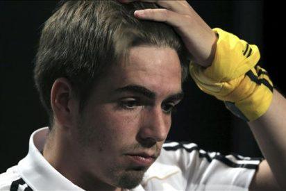 """Lahm asegura que los argentinos """"no saben perder"""""""