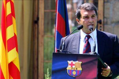 Joan Laporta constituirá hoy el partido soberanista Democràcia Catalana