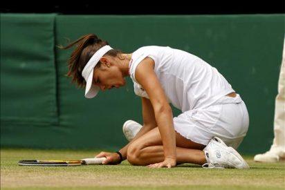 La rusa Vera Zvonareva alcanza su primera final en un gran Slam
